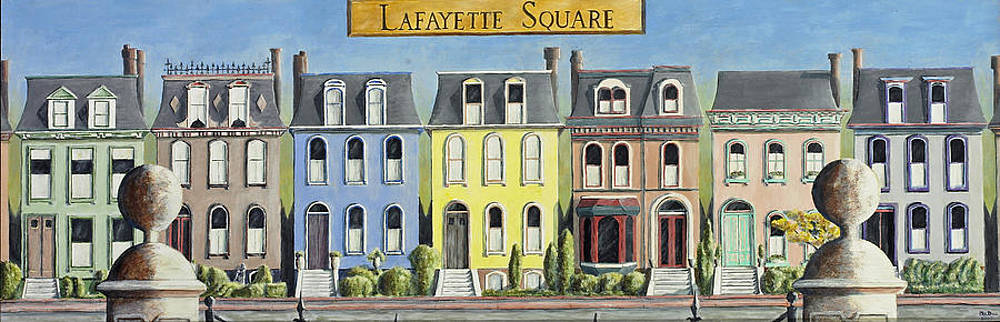 Lafayette Square by Mr Dill