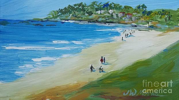 Laguna Beach by Jill Morris