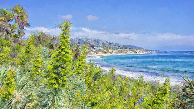 Laguna Beach on May 2014 by SM Shahrokni