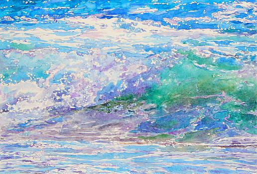 Laguna Wave by Kathleen Ballard