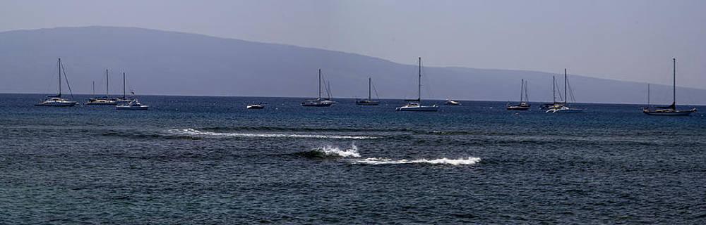 Lahaina Harbor by Brad Scott