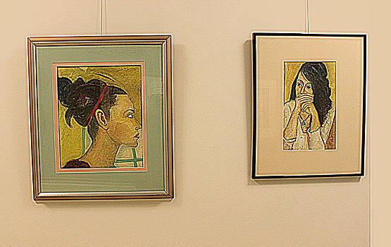 Lahey Clinic Portraits 2 by Noredin Morgan