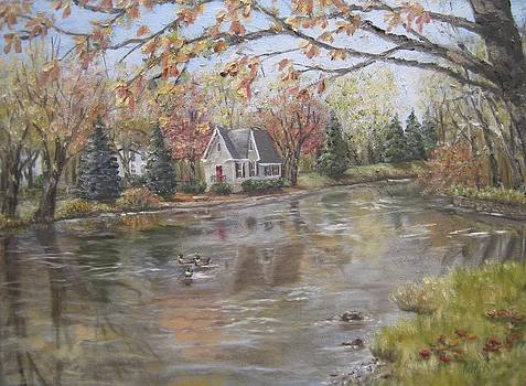 Lake Afton by Margie Perry