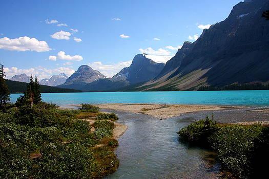 Lake Agnes  by Philip Neelamegam