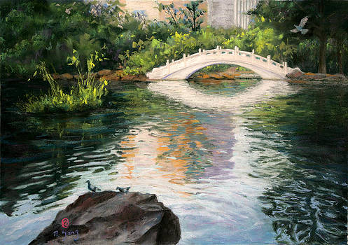 Bright Reflections by Nancy Yang