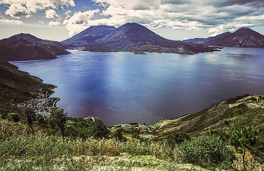 Lake Atitlan 2 by Tina Manley