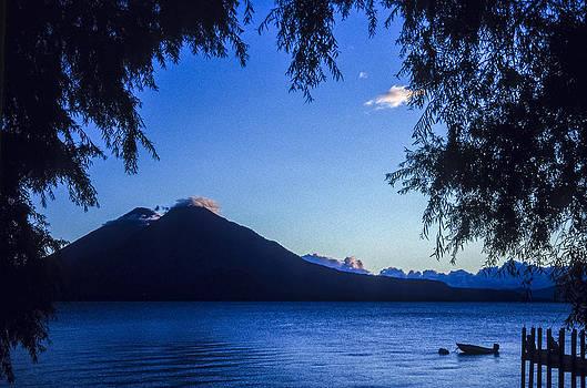 Lake Atitlan 3 by Tina Manley