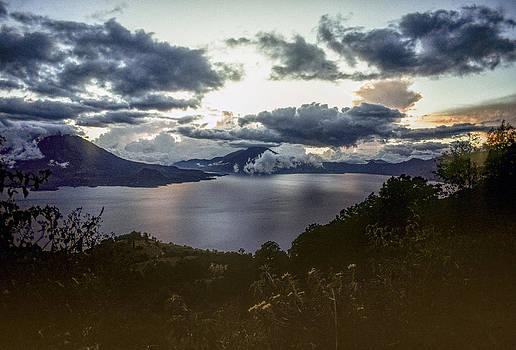 Lake Atitlan 4 by Tina Manley