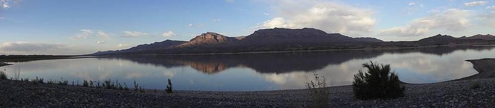 Lake Caballo by Frederick R