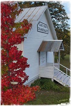 Mick Anderson - Lake Creek Grange No697