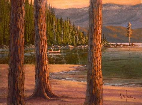 Lake Cruise by Paul K Hill