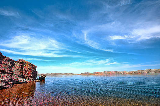 Lake DeSmet by Jana Thompson