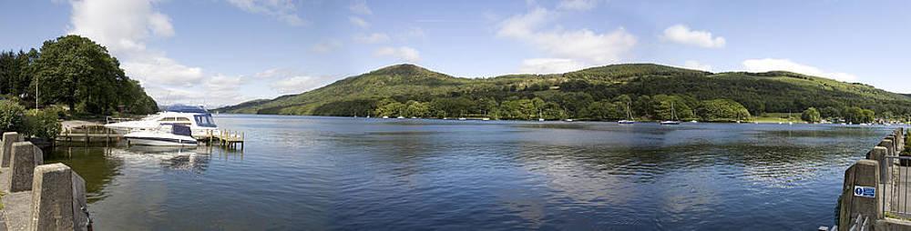 Lake District by Gillian Dernie