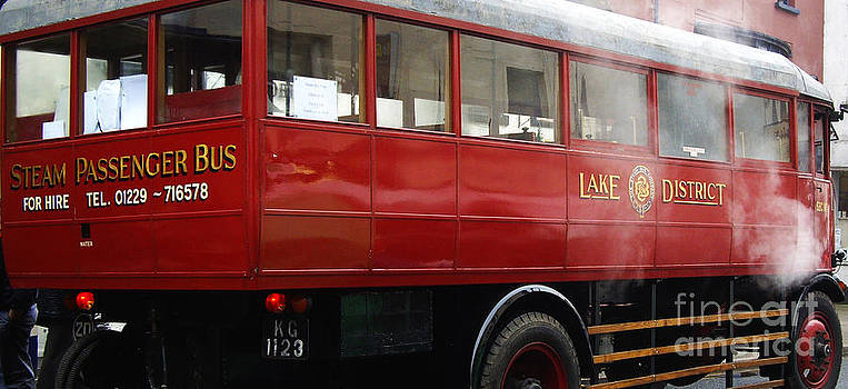 Malcolm Suttle - Lake District Steam Bus