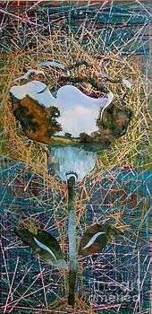 Lake Flower by DM Kent