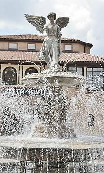 Jennie Stewart - Lake Geneva Fountain