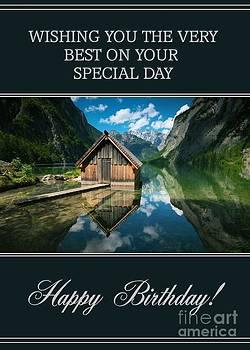 JH Designs - Lake House Birthday