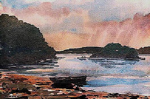 Val Byrne - lake isle of Inisfree