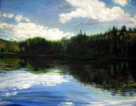 Lake Langlois by Jill Iversen