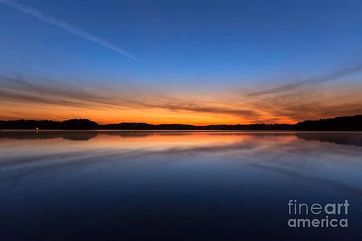 Lake Lanier by Bernd Laeschke