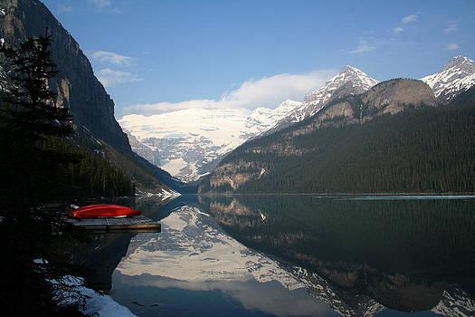 Susan Leake - Lake Louise Canada