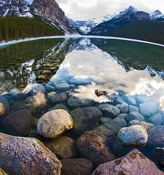 Lake Louise by Chris Halford