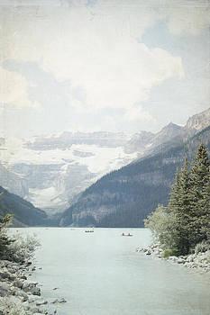 Lake Louise Gateway - Alberta Canada by Lisa Parrish