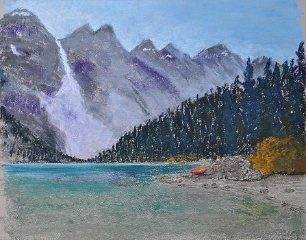 Lake Louise by Marina Garrison