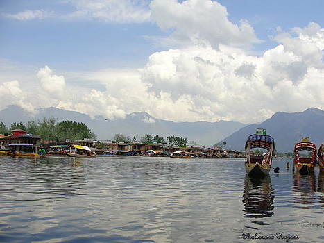 Lake by Makarand Kapare