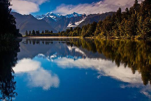 Lake Matheson by Craig Brown