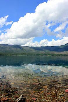 Connie Zarn - Lake McDonald