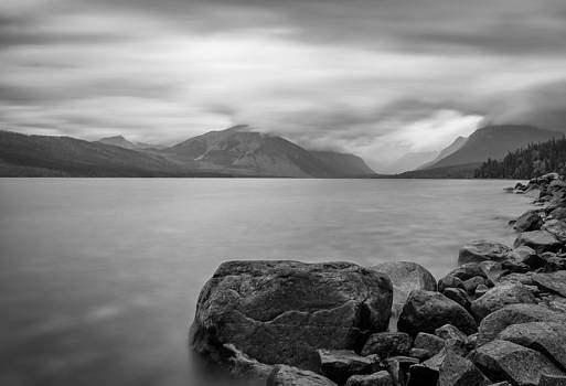Lake McDonald by Sally Halvorsen