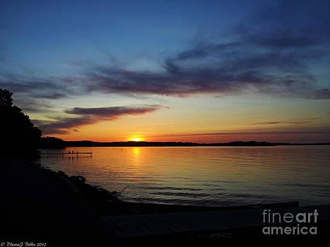 Lake Mendota by Dheeraj B
