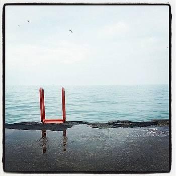Lake Michigan by Katie Basil