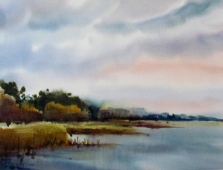 Lake Minnehaha by Pat Percy
