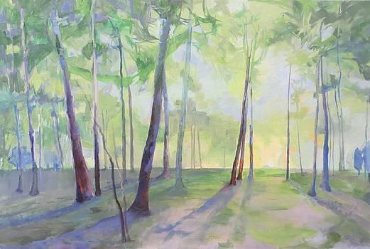 Lake Moreau by Terri Messinger