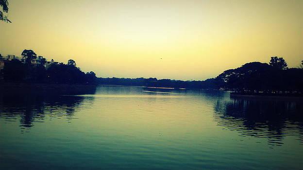 Lake by Mukul Dhankhar