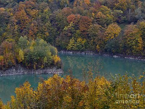 Lake Paltinu Romania by Bajan Sorin