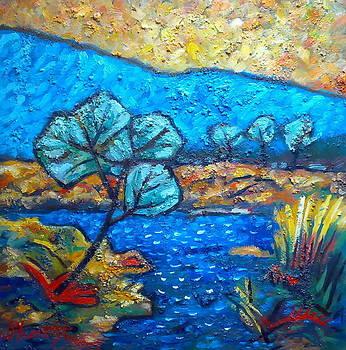 Lake by Plamen Stankulov
