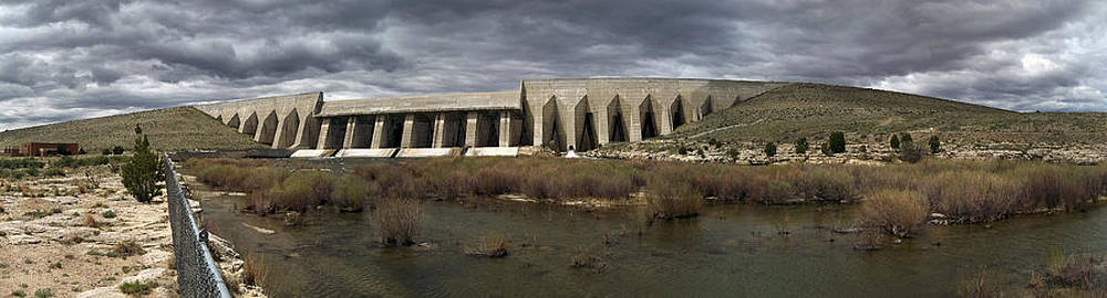 Lake Pueblo Dam by Greg Reed