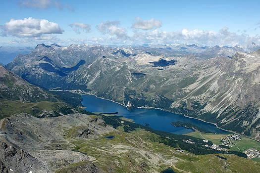 Lake Sils by Olaf Christian