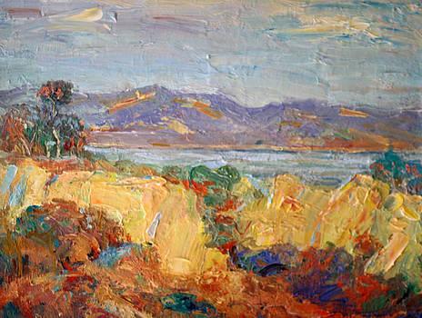 Lake Skinner by Benjamin Johnson