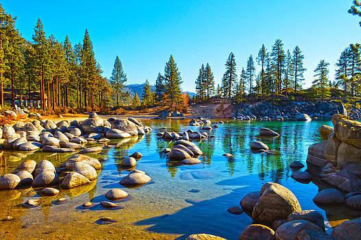 Lake Tahoe - Sand Harbor by Brandon McClintock