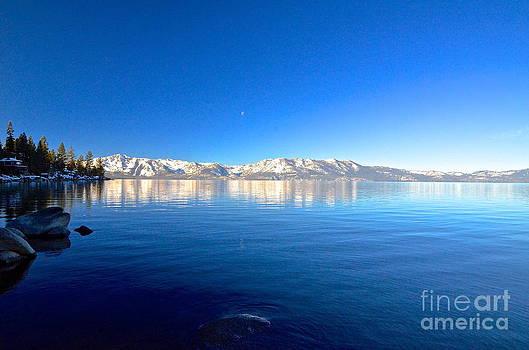 Lake Tahoe by Andy Yoon