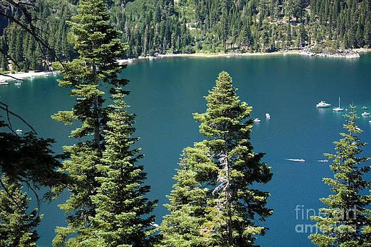 Danielle Groenen - Lake Tahoe Emerald Bay