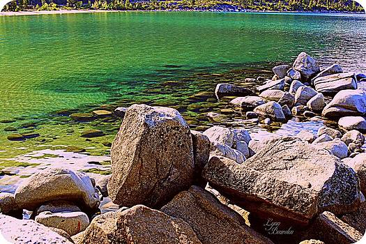 Lynn Bawden - Lake Tahoe Green