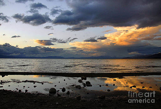 Lake Tahoe in May by Thomas Bomstad