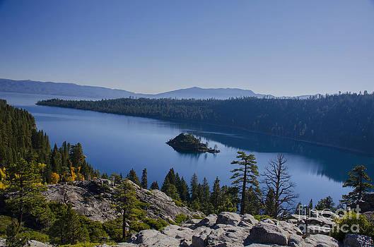 Lake Tahoe   by Nicole Markmann Nelson