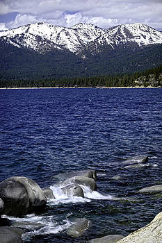William Havle - Lake Tahoe Sand Harbor Winter