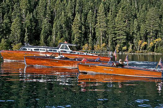 Steven Lapkin - Lake Tahoe Threesome